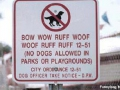 bow-wow-sign