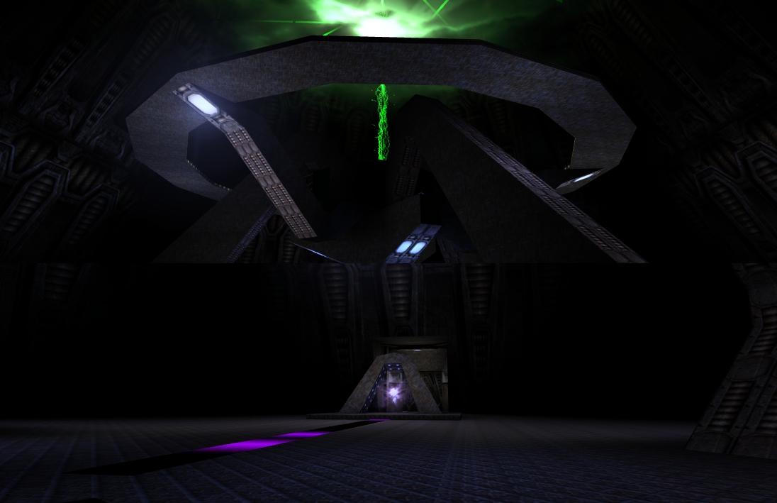 ExtremeGen / Skaarj Generator