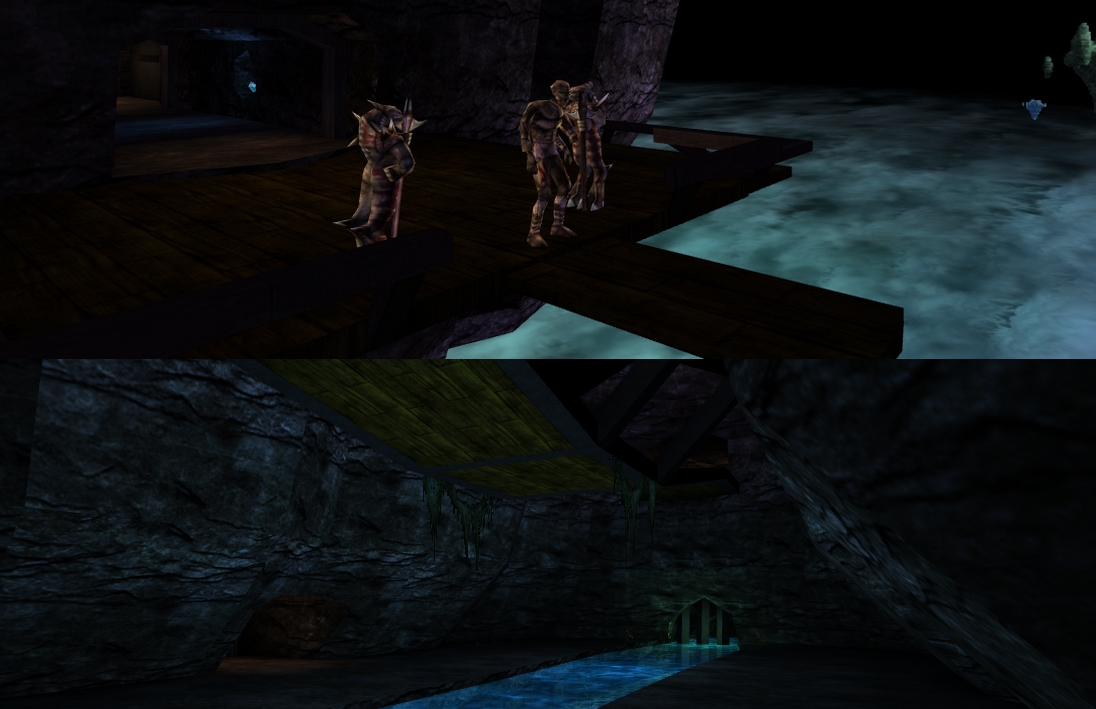Sky caves / Gateway To Na Pali
