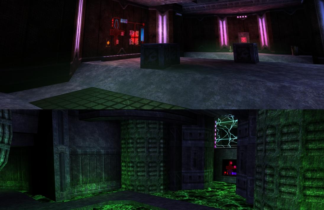 TerraLift / Terraniux Underground